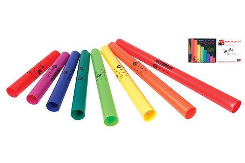 Boomwhackers Power Pack Tubes