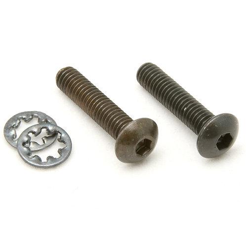 Floyd Rose Original Nut Mounting Screws (Rear) ~ Black