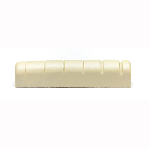 Graphtech Tusq XL Nut - Slotted Gibson Style Vintage Colour