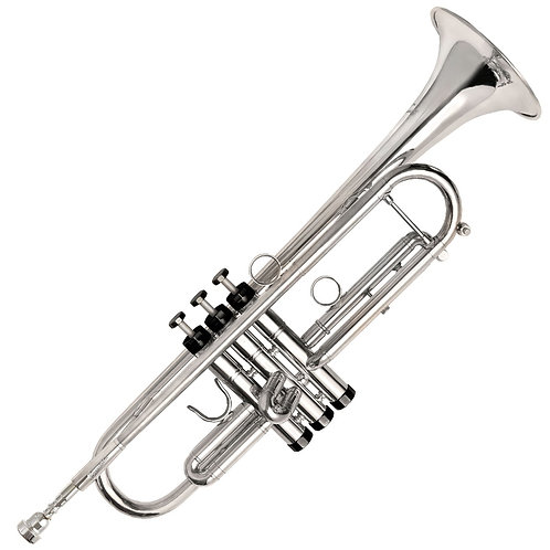P. Mauriat 72 Bb Trumpet ~ Silver Plated