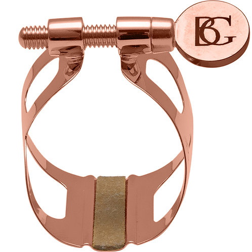 BG Bass Clarinet Ligature Tradition Rose Gold