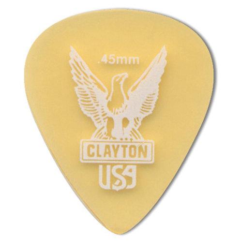 Clayton Ultem Tortoise Standard .45mm (12 Pack)