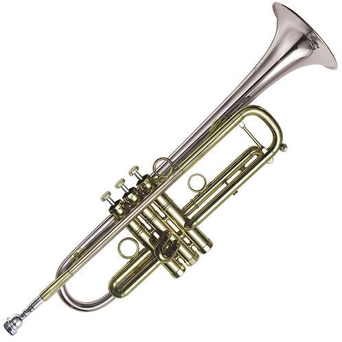 P Mauriat PMT75 Bb Trumpet ~ Titanium Bell ~ Clear Lacquer