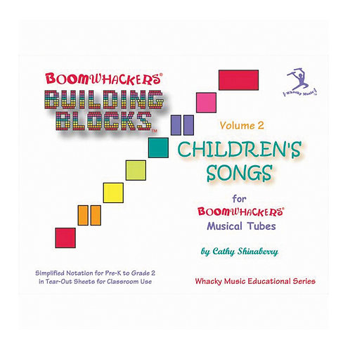 Boomwhackers Building Blocks Book � Volume 2