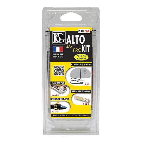 BG Pro Care Kit ~ Alto Saxophone
