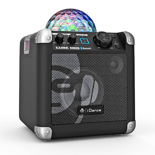 iDance Sing Cube with Lightshow