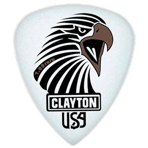 Clayton Acetal Sharp Standard 1.0mm (12 Pack)