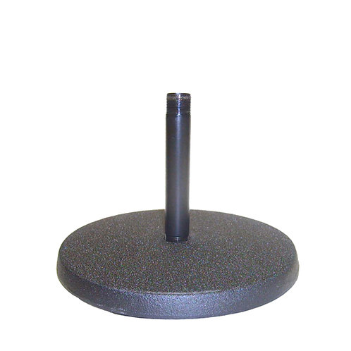 """CAD Astatic Desk Top Microphone Stand - 4"""""""