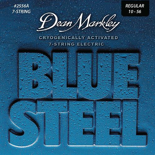 Dean Markley Blue Steel Electric Guitar 7 String Set Regular 10-56