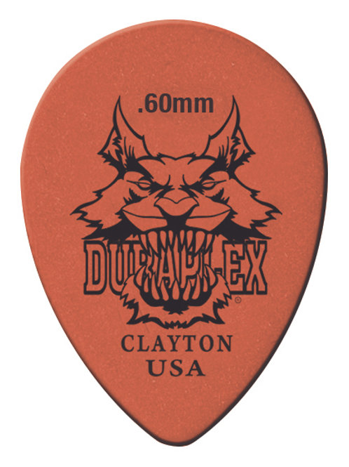 Clayton Duraplex Small Teardrop 0.60mm (72 Pack)