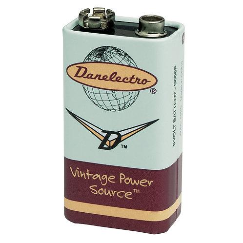 Danelectro 9V Zinc Battery