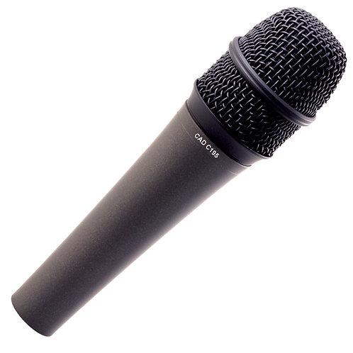 CAD Cardioid Condenser Microphone ~ No Switch