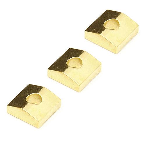 Floyd Rose Clamping Blocks ~ Gold