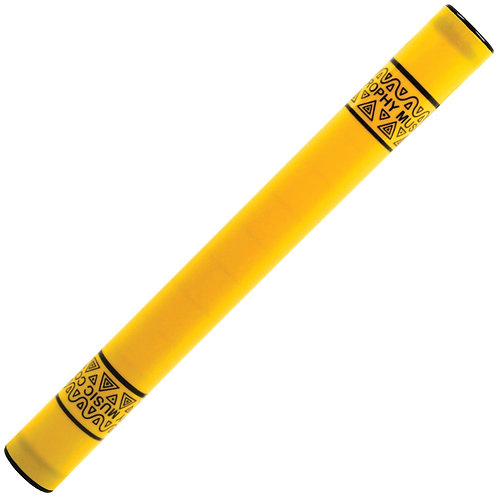 Trophy Tropical Rainstick - Canary Yellow