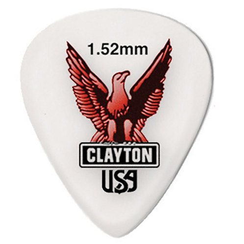 Clayton Acetal Standard 1.52mm (72 Pack)