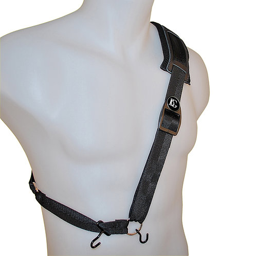 BG Bassoon Shoulder Strap - Regular