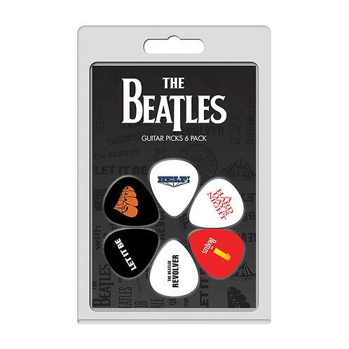 Perri's 6 Pick Pack ~ The Beatles Albums #2