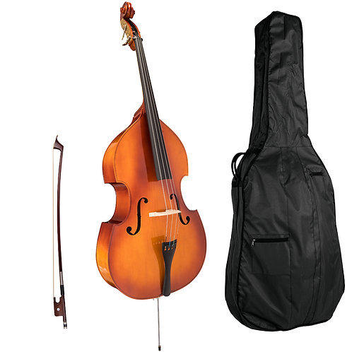 Antoni �Debut� Double Bass Outfit ~ 3/4 Size