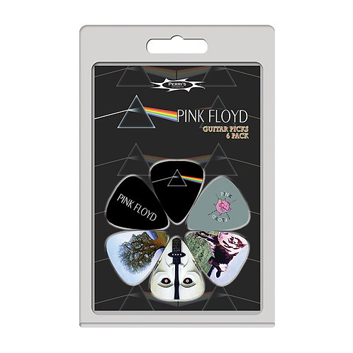 Perri's� 6 Pick Pack ~ Pink Floyd Dark Side