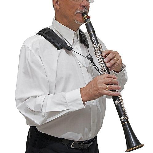 BG Comfort Elastic Clarinet Sling