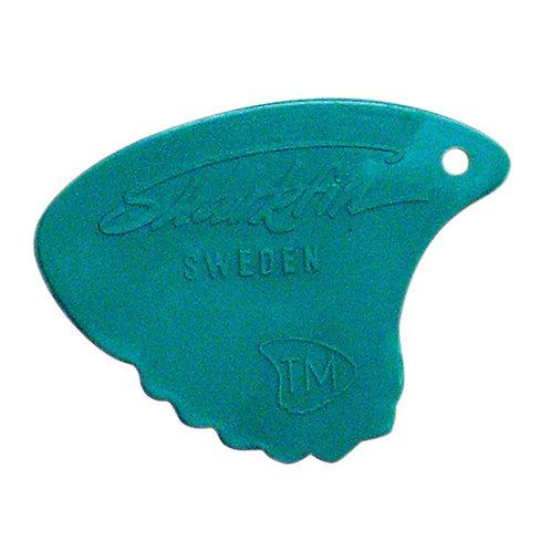 Sharkfin Pick ~ Extra Soft Green