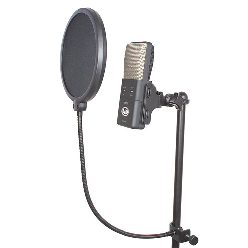 "CAD Vox-Pop ~ 6"" Pop Filter / 14"" Gooseneck"
