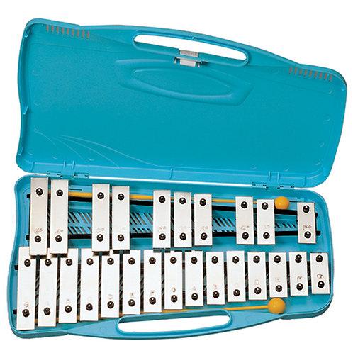 Angel 25 Note Glockenspiel � Blue