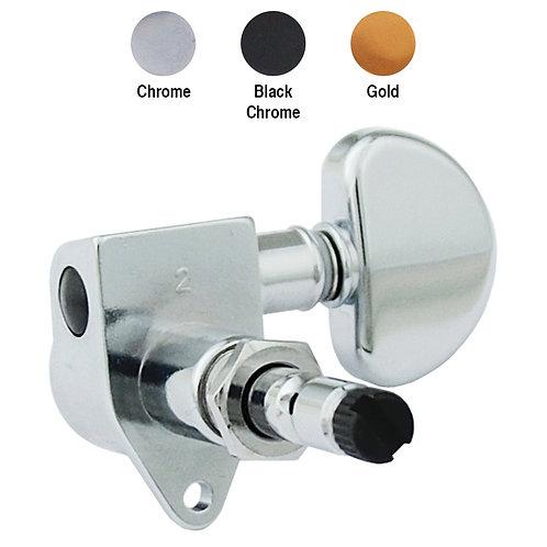 Grover Locking Rotomatics - Chrome
