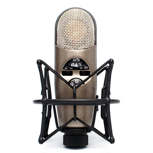 CAD Equitek M179 Variable Pattern Condenser Microphone