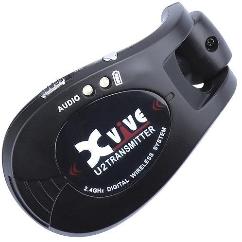 Xvive Wireless Instrument Transmitter ~ Black