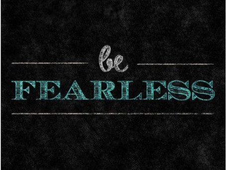 Fear Vs Fearless!
