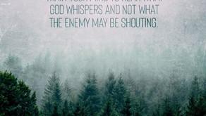 Secret Things-Doubting the Whisper of God