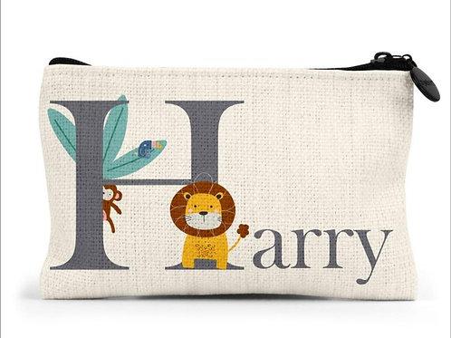 Personalised safari Pencil Case