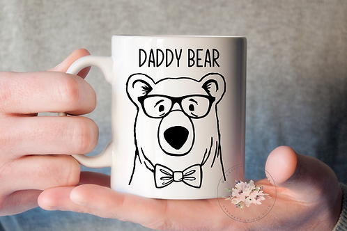 Daddy Bear Mug