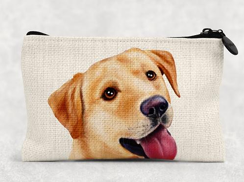 Labrador Makeup Bag
