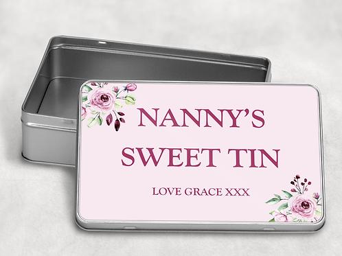 Nanny's Sweet Tin