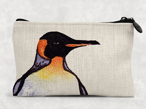 Penguin Makeup Bag