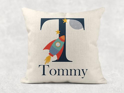 Space Name Cushion