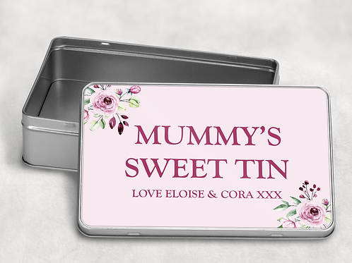 Mummy's Sweet Tin