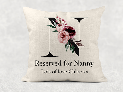 Reserved for Nan Cushion