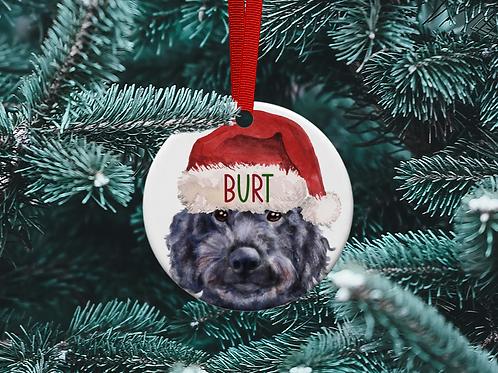 Cockapoo Tree Ornament