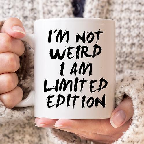 Not Weird Mug