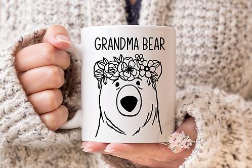 Grandma Bear Mug