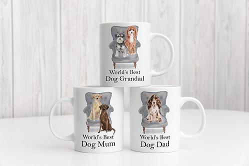 Dog relative mug