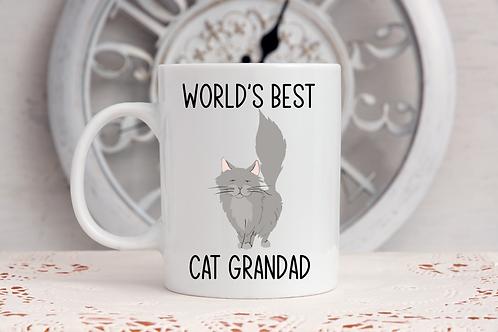 Cat Relative mug