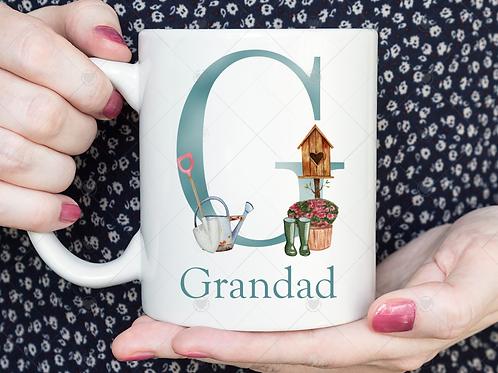 Garden Grandad Mug