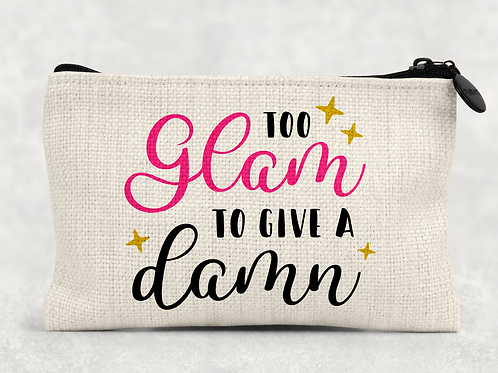 To glam... Makeup Bag