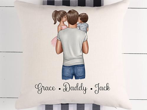 Custom Daddy Cushion