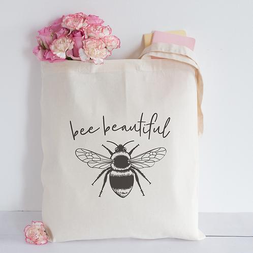 Bee-Beautiful Tote Bag