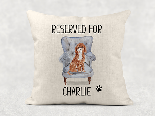 Cavapoo Cushion